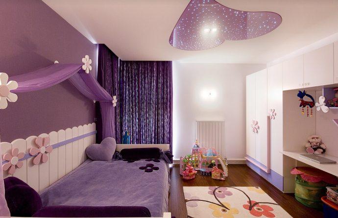 чудесная комната для девочек