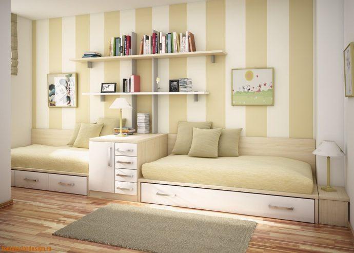 цветная мебель в детскую комнату для девочки фото дизайна