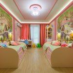 красивая комната для девочки дизайн