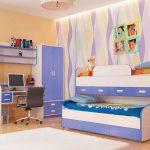 небольшая комната для мальчика маленькая фото дизайна
