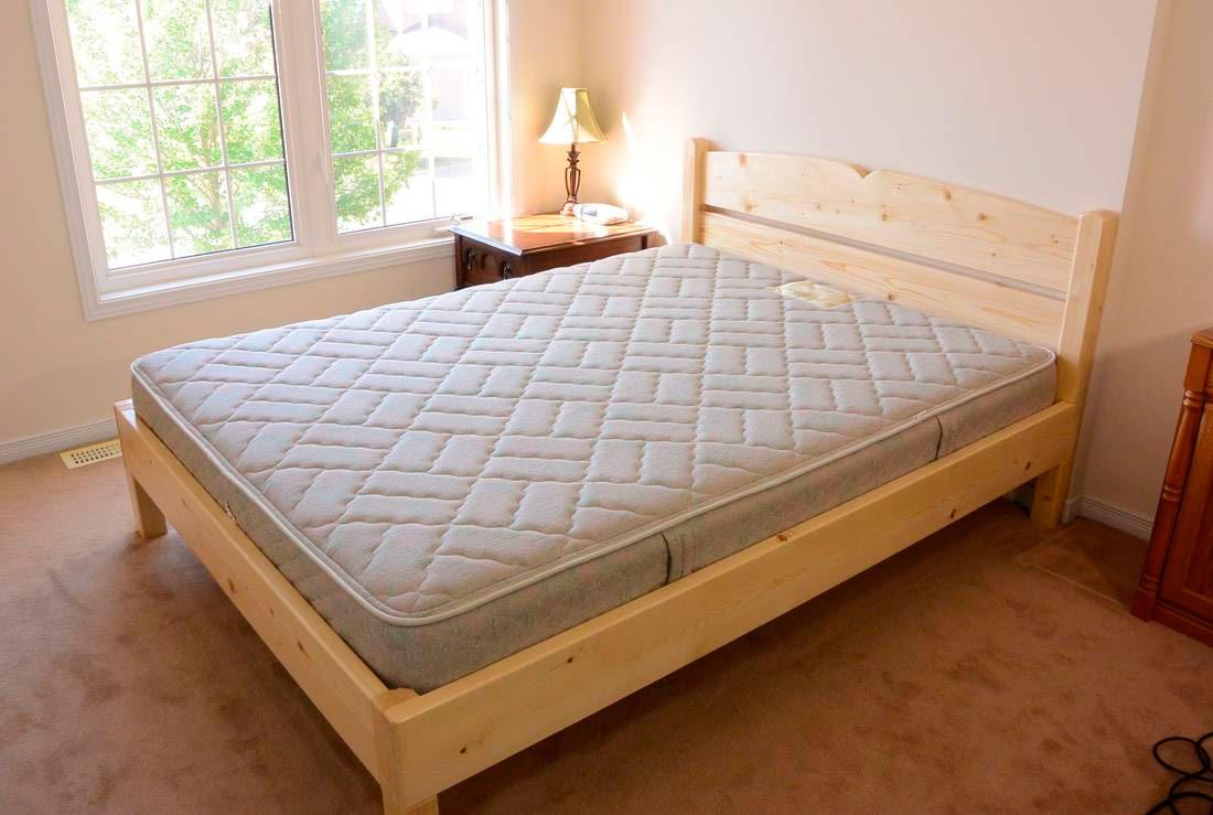 Кровати сделанные своими руками фото