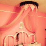 красивый накидка для кроватки дизайн фото