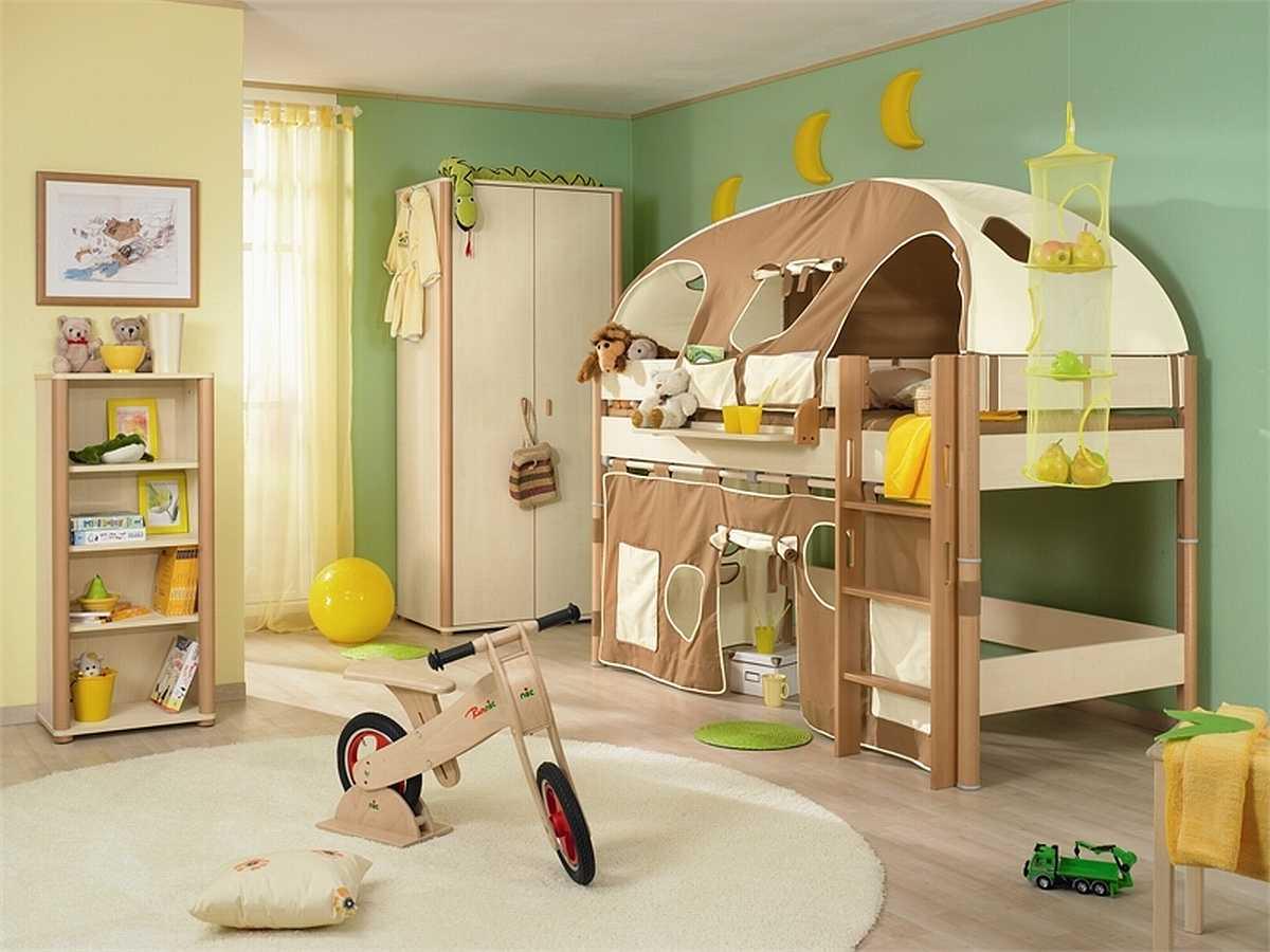 Детская мебель для мальчика своими руками