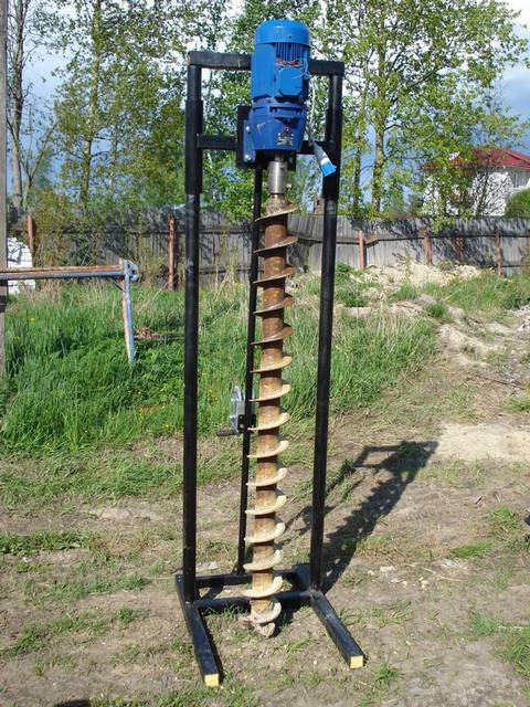 Как сделать скважину для воды вручную 45