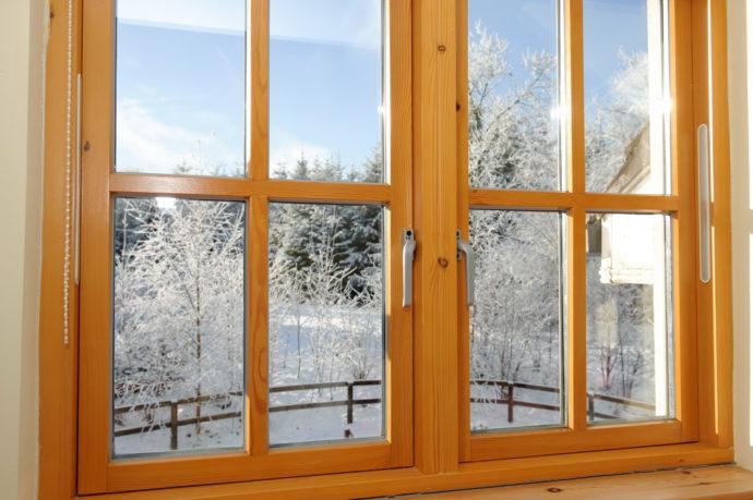 деревянные окна россии
