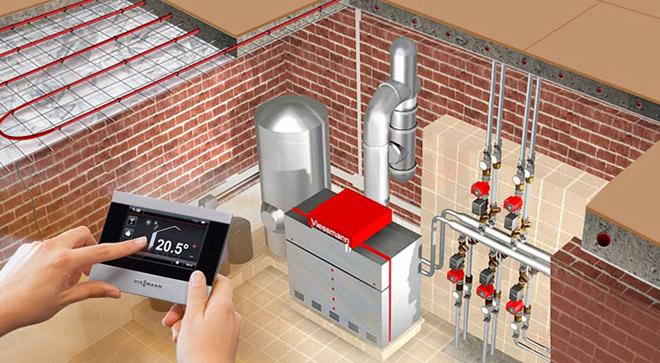 Монтаж систем отопления пермь