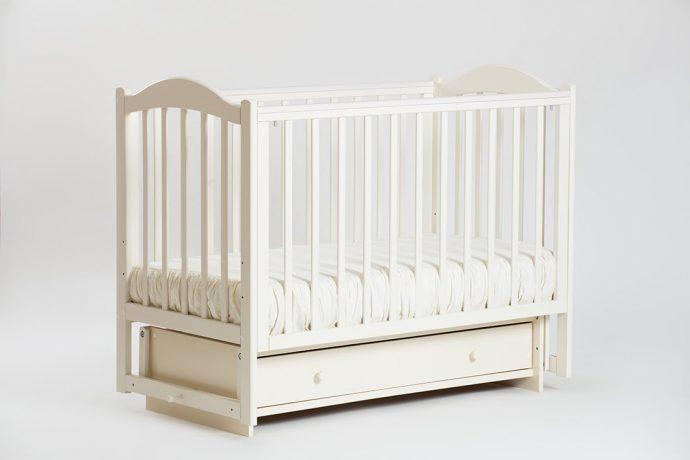 красивая детская кроватка трансформер маятник для девочка