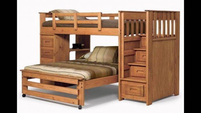 красивая детская кровать своими руками в интерьере