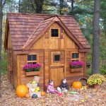 пример красивого домика из дерева